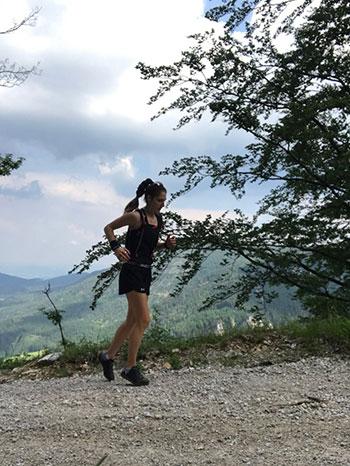 Berglauf, Melanie Raidl