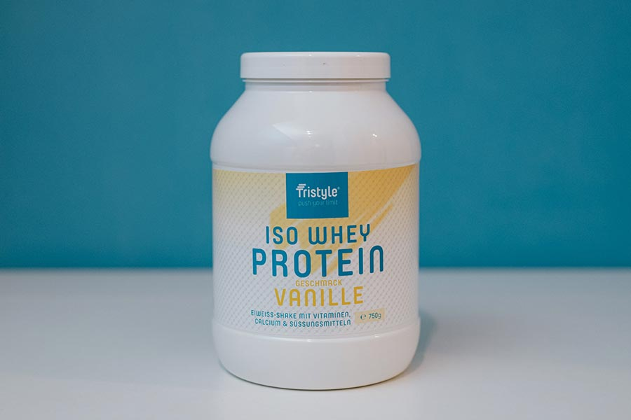 Tristyle Iso Whey Protein