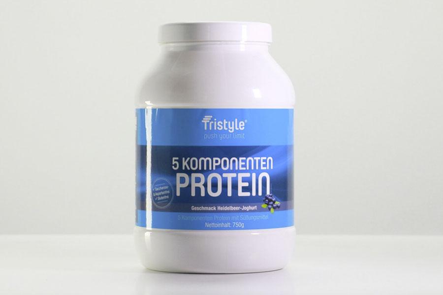 Tristyle 5-Komponenten-Protein