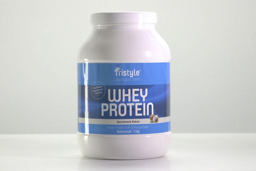 Tristyle Whey Protein, Kokosgeschmack