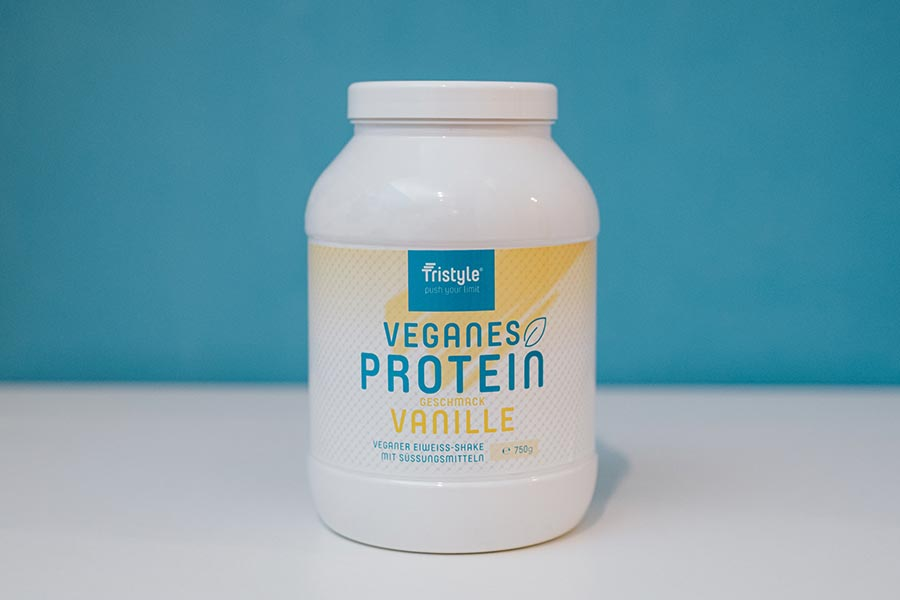 Tristyle Veganes Protein