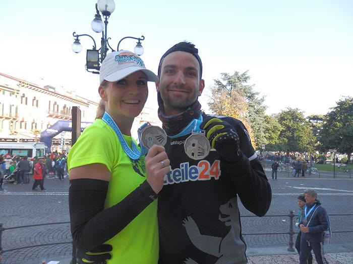 Adina Zimmermann, Verona Cangrande Half Marathon