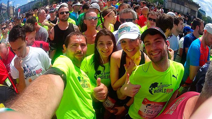 Adina Zimmermann, Wings for Life World Run