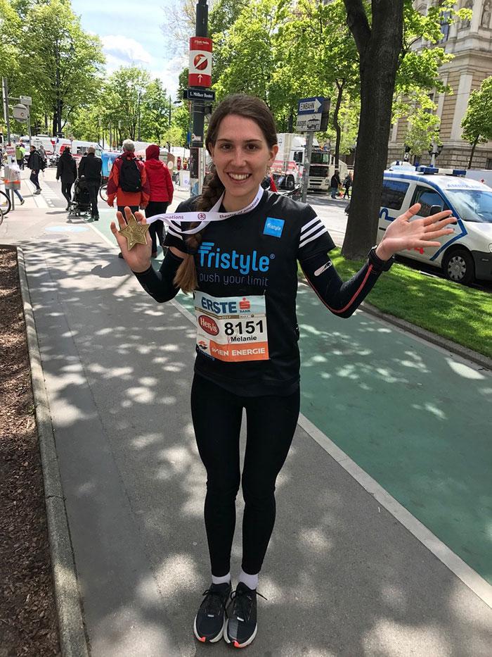 Melanie Raidl, Vienna City Marathon