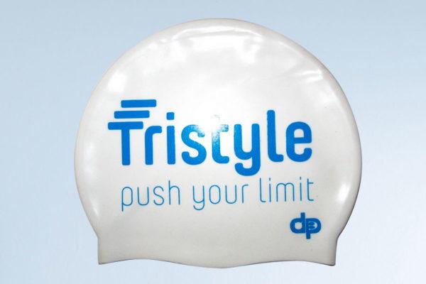 Tristyle Silikon Schwimmkappe