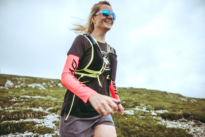 Trail Running, Adina Zimmermann