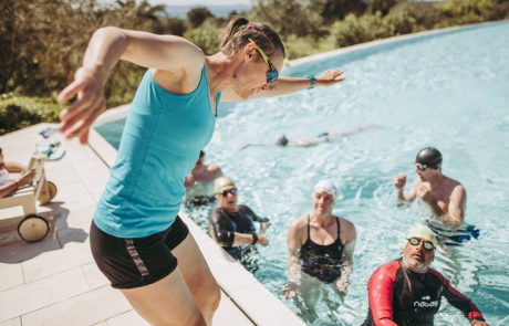Tristyle Triathlon Camp