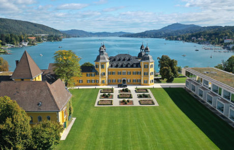 Tristyle Trailrunning Camp, Schlosshotel Velden*****