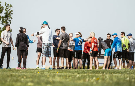 Tristyle Triathlon Camp Podersdorf