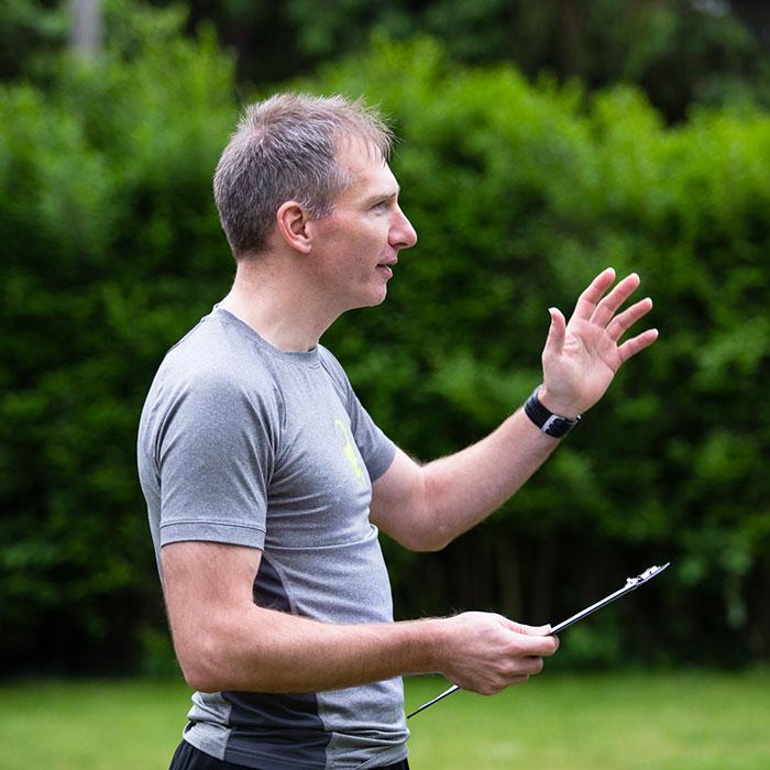 Robert Unger, Personal Trainer
