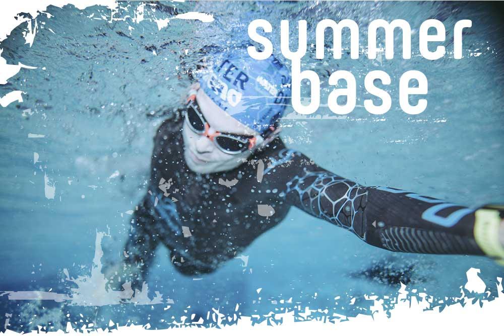 Tristyle Summerbase – Open Water Schwimmtraining