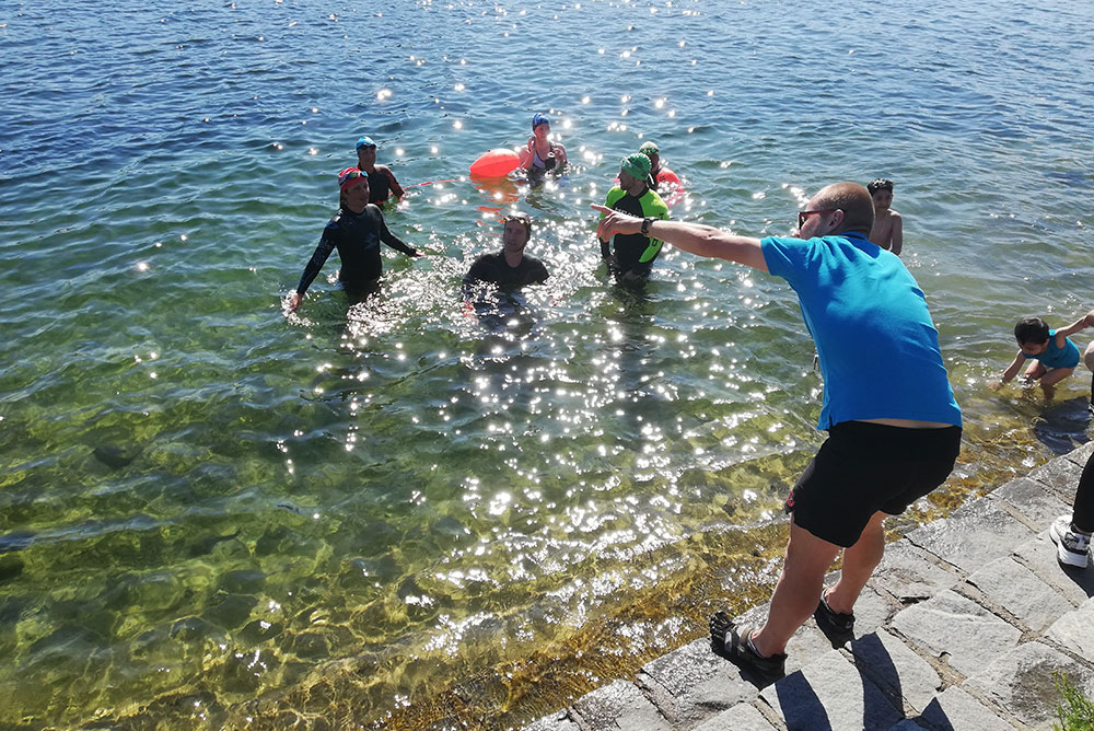 Tristyle Summerbase – Open Water Schwimmtraining