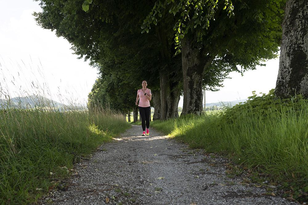 Christine Niedereder, diplomierte Personal- und Lauftrainerin