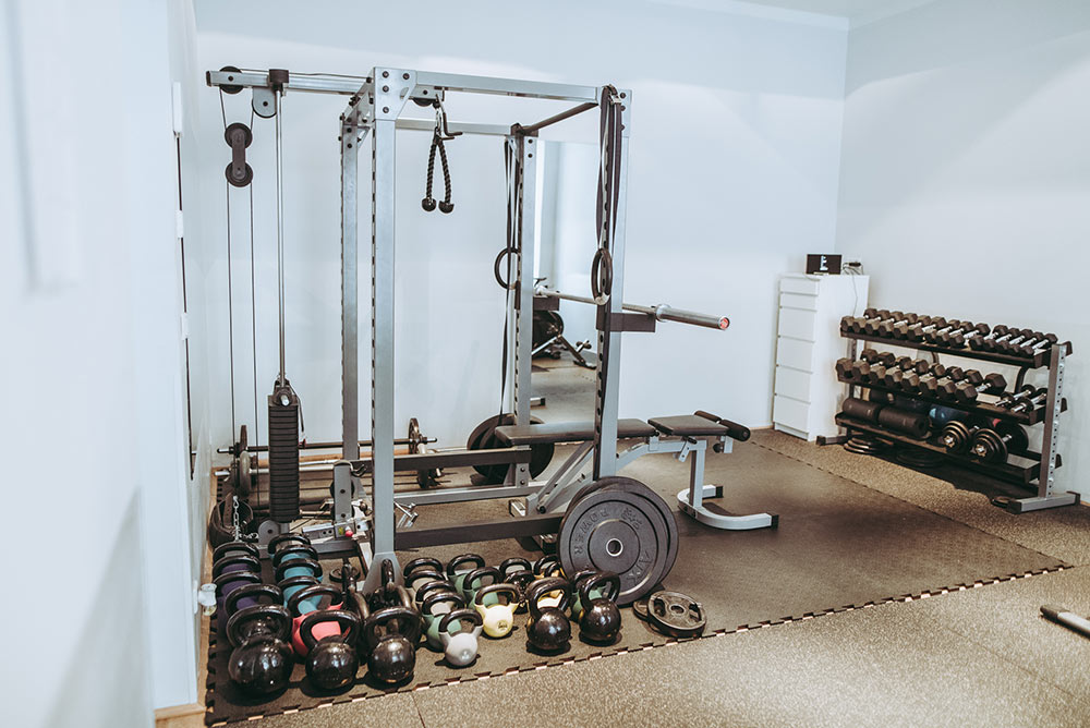 Tristyle Studio, Trainingsraum