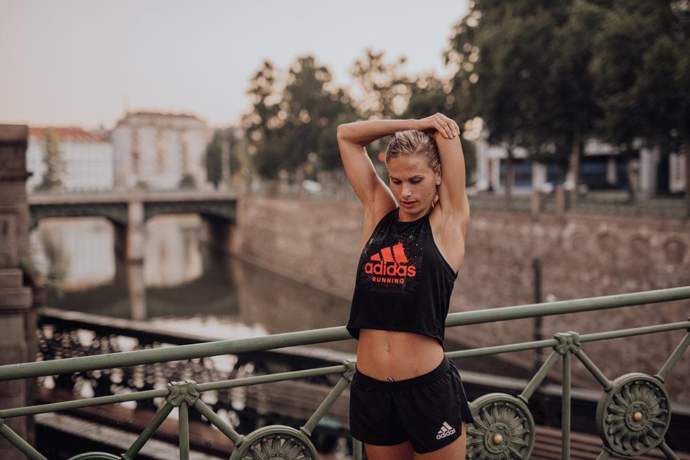 Tristyle Lauftechniktraining mit Elisabeth Niedereder