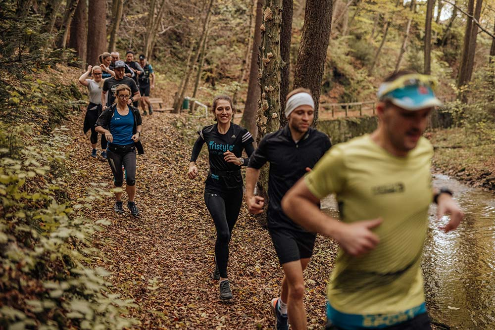 Tristyle Trailrunning Camp