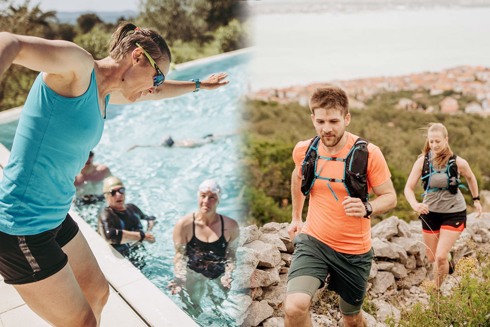 Tristyle Swim & Run Camp