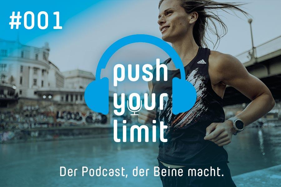 Podcast Push Your Limit #001
