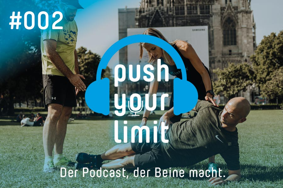 Podcast Push Your Limit #002