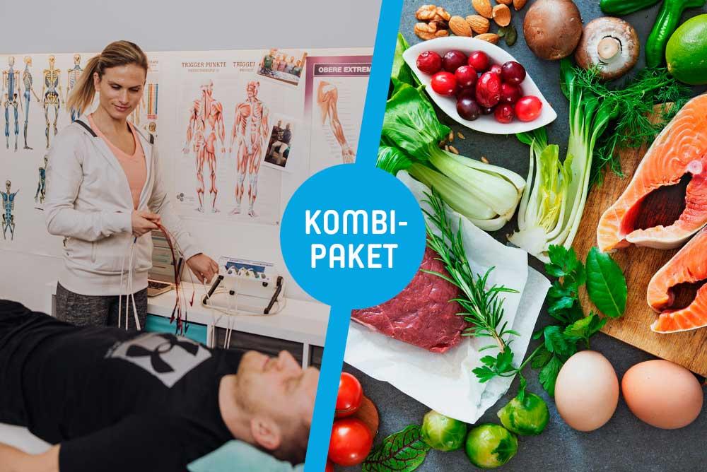 Tristyle Kombipaket Körperanalyse + Ernährungsberatung