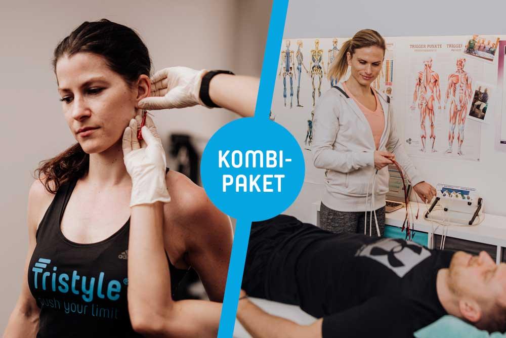 Tristyle Kombipaket Laktattest + Körperanalyse